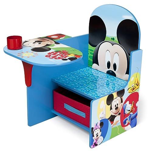 Delta Children Chair Desk With Storage Bin Disney Mickey Mouse