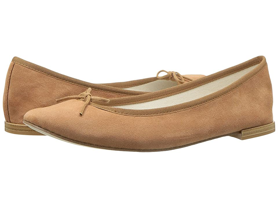 Repetto Cendrillon Suede Leather (Panettone) Women