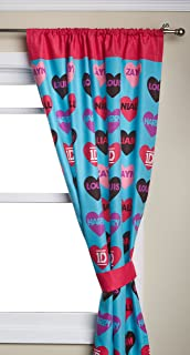 Best one direction bedroom curtains Reviews
