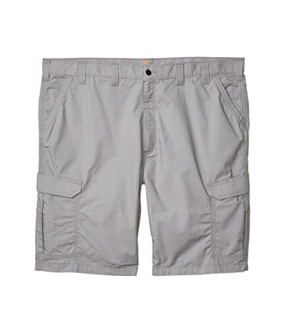 Carhartt Big Tall Force Broxton Cargo Shorts (Asphalt) Men
