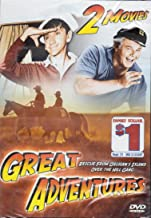 Great Adventures, Rescue From Gilligan's Island & Over the Hill Gang (2 Movies)