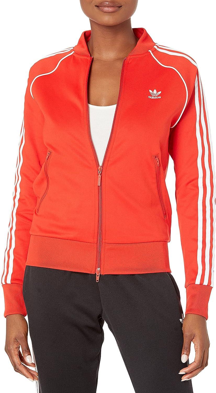 adidas Originals Women's Primeblue Track Jacket Superstar Cheap bargain Sales for sale