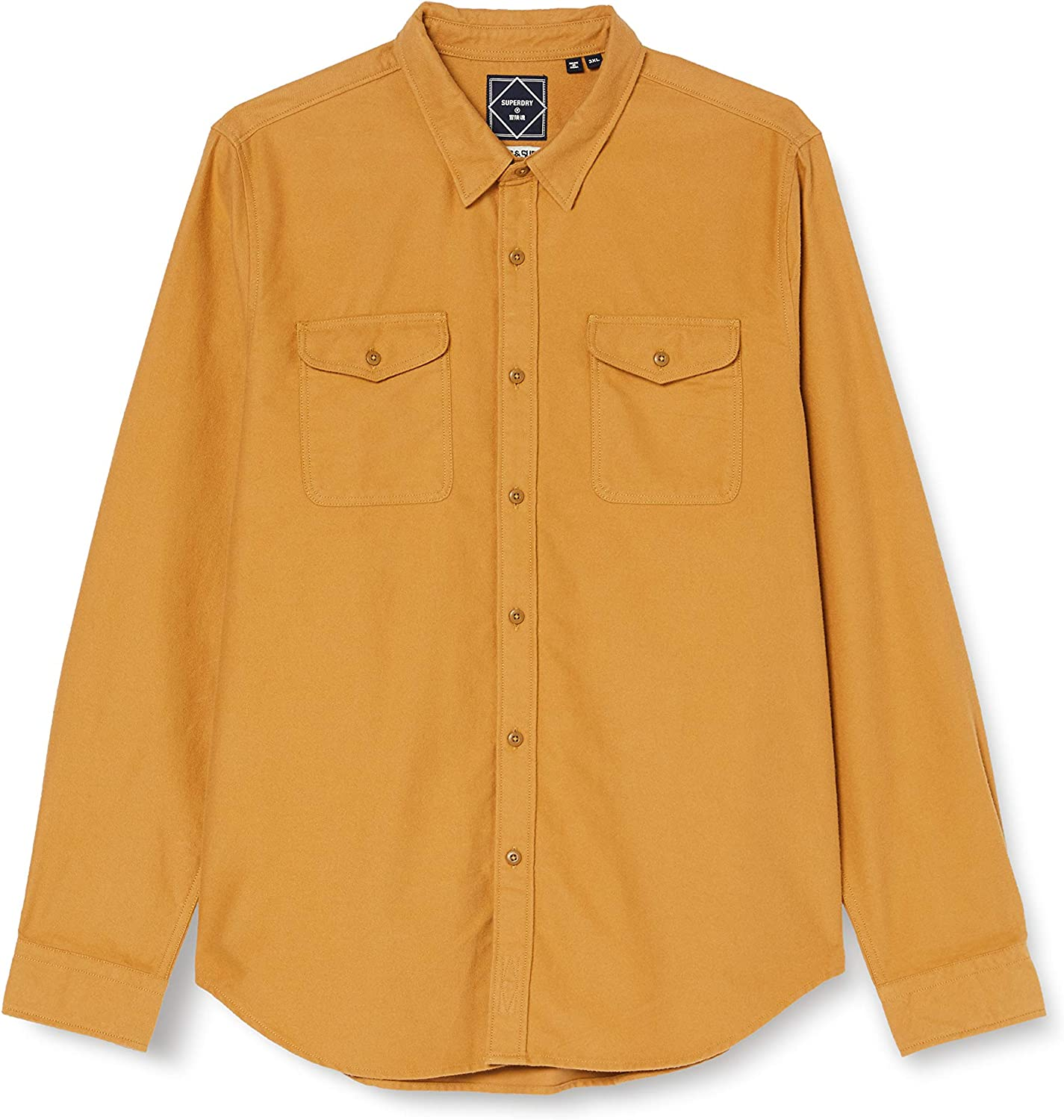 Superdry Men's Free shipping Max 51% OFF New Trailsman Shirt