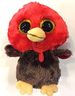 Ty Beanie Boos Turkey: Feathers ( special edition) by Ty toys