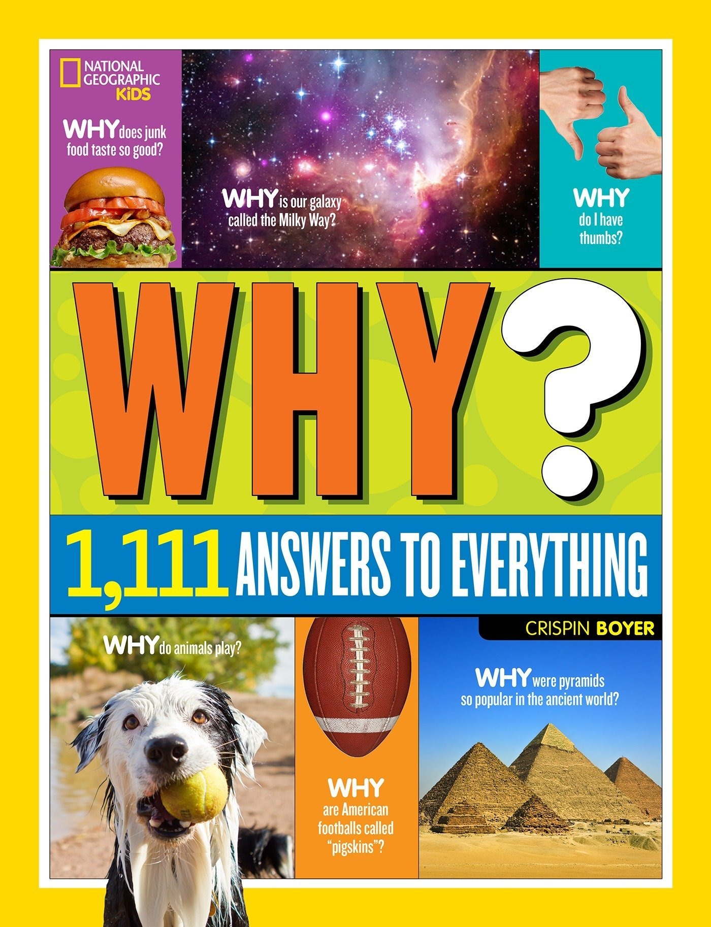 National Geographic Kids Why Everything