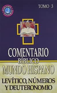 Best comentario biblico mundo hispano tomo 3 Reviews