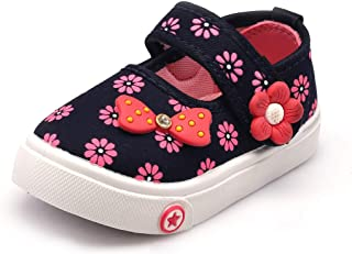 Kats Baby Girl Casual Sandals for 2-5 Year