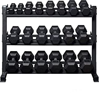 full dumbbell set with rack india