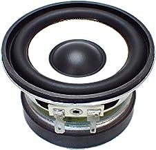 Buhieen.com 3インチ(75mm) フルレンジ 8Ω 10W スピーカー PM-M0841CK