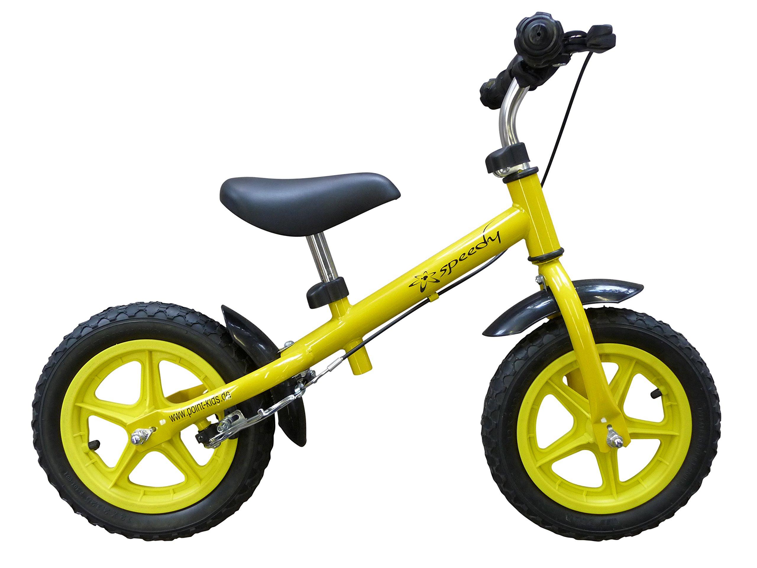 Bicicleta impulso para niños, triciclo 12 Pulgadas, Frenos ...