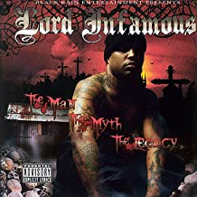 Best lord infamous the man the myth the legacy Reviews