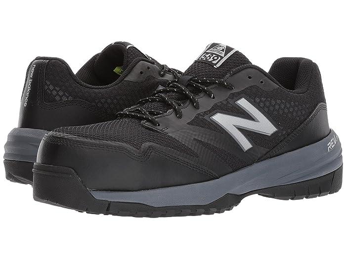 New Balance  589v1 (Black/Gray) Mens Shoes