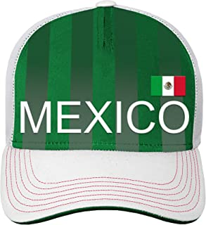 Outerstuff World Cup Soccer Mens World Cup Soccer Mens Jersey Hook Structured Meshback Hat