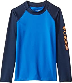 Columbia Kids - Mini Breaker Long Sleeve Sunguard (Toddler)