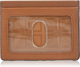 Lodis Womens Audrey RFID Mini Id Card Case Brown Size: One Size