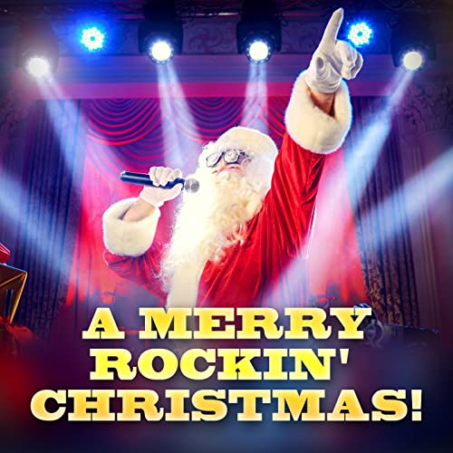 A Merry Rockin' Christmas! by Various artists on Amazon Music - Amazon.com