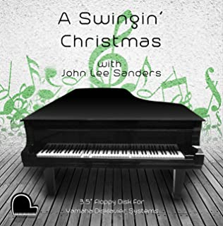 A Swingin' Christmas - Yamaha Disklavier Compatible Player Piano Music on 3.5