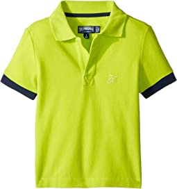 Cotton Pique Polo (Toddler/Little Kids/Big Kids)