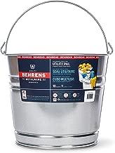 5 quart metal bucket colored