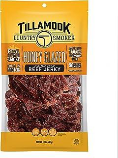 Tillamook Country Smoker Tillamook Real Hardwood Smoked Old Fashioned Silver Dollar Beef Jerky