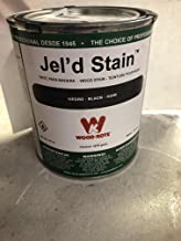 WOOD KOTE PRODUCTS INC 211-4 QT BLACK JEL FT. D STAIN 211-4