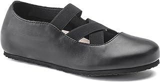Birkenstock Santa Ana Black Leather N