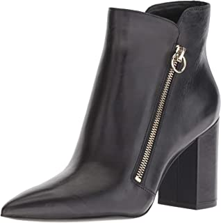 Nine West Women's Russity Leather Ankle Boot