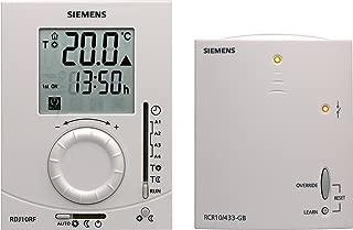 SIEMENS RDJ10RF 数字房间温控器