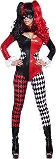 Roma Costume Women's 2 Piece Villainous Vixen