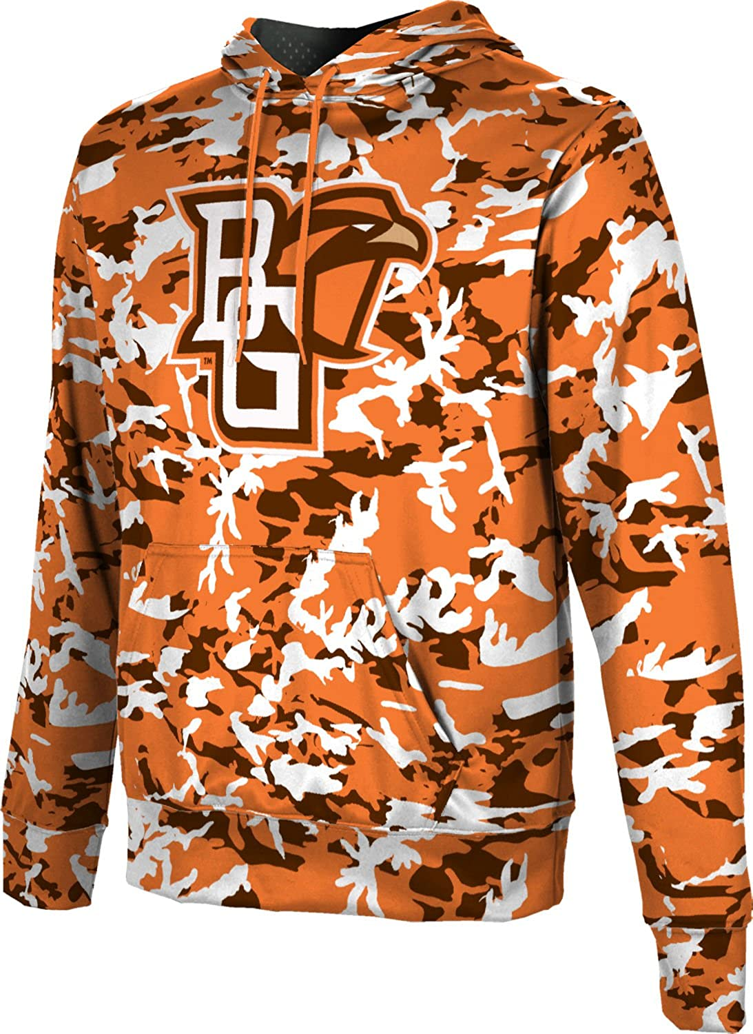 Today's only ProSphere Bowling Green State Pullover University Hoodie Clearance SALE Limited time Boys'