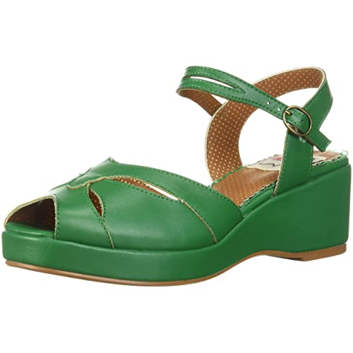019a5d89f47d Bettie Page Women s Bp242-niley Wedge Sandal