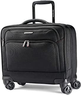 Samsonite Xenon 3.0 Spinner Mobile Office Laptop Bag, Black, One Size