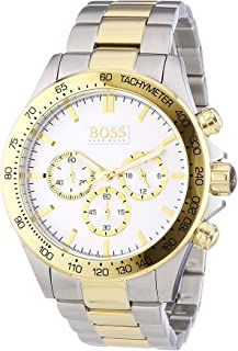 Boss HB-6030 1512960 Mens Chronograph Screwed-in crown