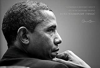 Best obama portrait print Reviews