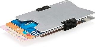 XD Design Aluminum anti skimming wallet, Silver