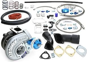 Tomei ARMS MX7960 Turbo Kit For Nissan 240SX S13 S14 KA24DE 400hp - TB401A-NS16C