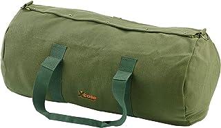 Xcase Sporttasche: XL-Canvas-Reisetasche mit gepolstertem Schultergurt, 70 Liter Tasche Canvas