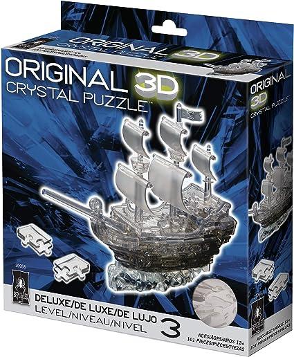 Original 3D Blue World Puzzle Toy Level 1