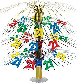 Beistle 57363-MC Party Supplies, Multicolor