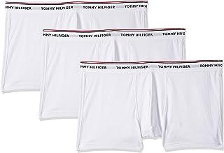 Tommy Hilfiger 3p Lr Trunk Boxer Pacco da 3 Nero X-Large Uomo Black//White//Grey Heather 004