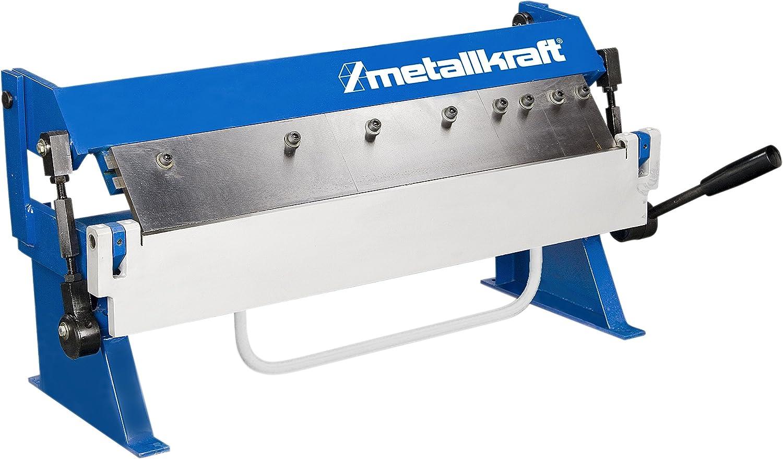 Metallkraft piegatrici A grembiale LLB 16 H Breite Max 610 mm B00P2O70VG | Trendy