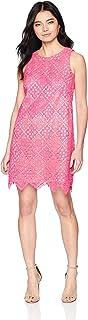 Eliza J Women's Sleeveless Lace Shift Dress