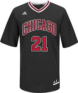 Jimmy Butler Chicago Bulls NBA Men's Replica Jersey - Black