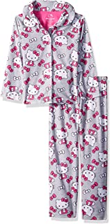 toddler girls hello kitty pajamas