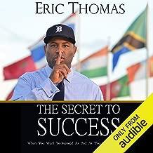 the secret to success audiobook