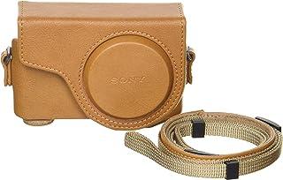 索尼 SONY 数码相机保护壳 夹克保护壳 LCJ-WD, 棕色