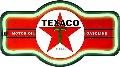 TMS5 Texaco Gasoline  Metal Sign New 30 cm H X 20 cm W