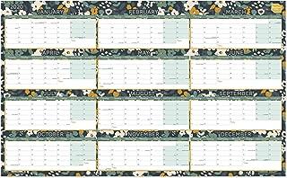 Calendario 2020 de Boxclever Press. Formato en Bloque calendario 2020 pared. Planificador mensual para el Hogar o la Oficina. Incluye desde Enero 2020 a Diciembre 2020. Laminado