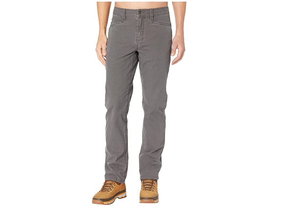 Royal Robbins Crag Pants (Asphalt) Men