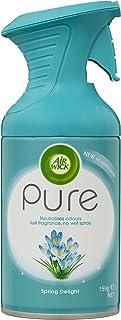 Air Wick Pure Premium Room Spray, Spring Delight Aerosol No Wet Spray, 159g